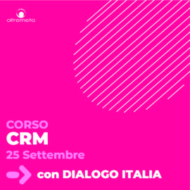 25 Settembre Crm con Dialogo Italia