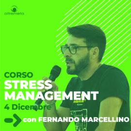4 dicembre stress management fernando marcellino con foto