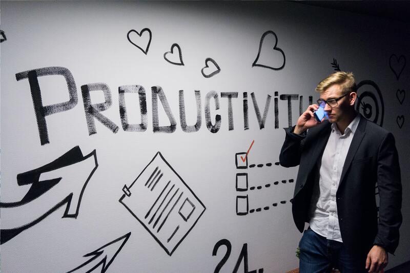 efficienza e produttività